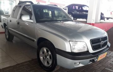 Chevrolet S10 Luxe 4x4 2.8 (Cab Dupla)