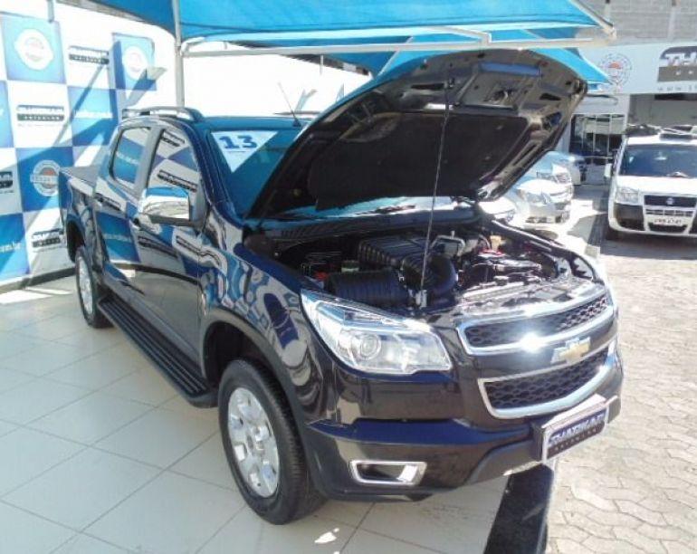 Chevrolet S10 LTZ 4X2 Cabine Dupla 2.5 Ecotec - Foto #2
