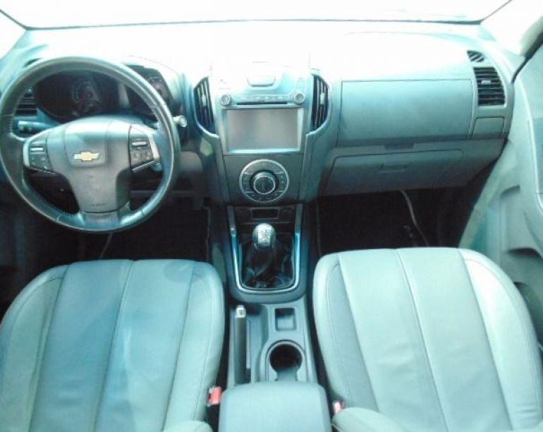 Chevrolet S10 LTZ 4X2 Cabine Dupla 2.5 Ecotec - Foto #3