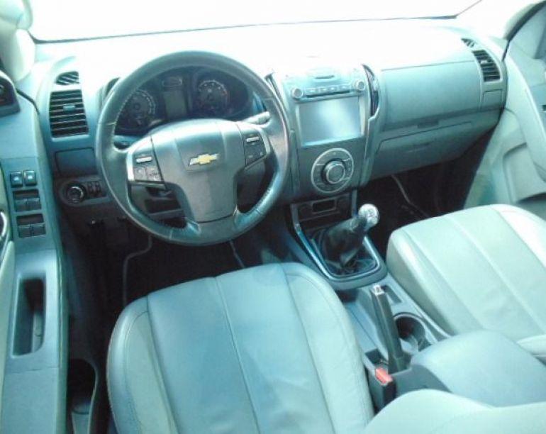 Chevrolet S10 LTZ 4X2 Cabine Dupla 2.5 Ecotec - Foto #7