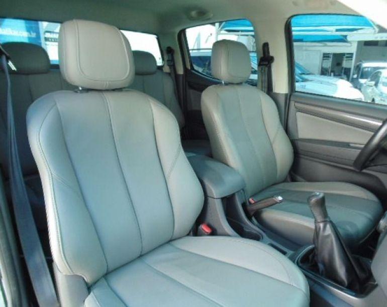 Chevrolet S10 LTZ 4X2 Cabine Dupla 2.5 Ecotec - Foto #8