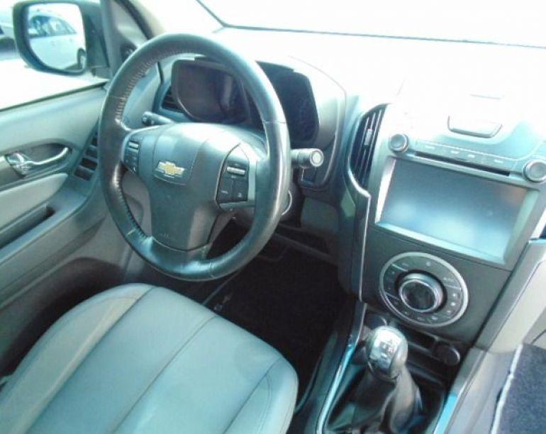 Chevrolet S10 LTZ 4X2 Cabine Dupla 2.5 Ecotec - Foto #9