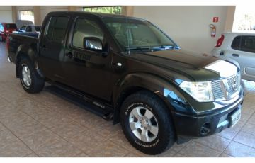 Nissan Frontier XE 4x2 2.5 16V (cab. dupla)
