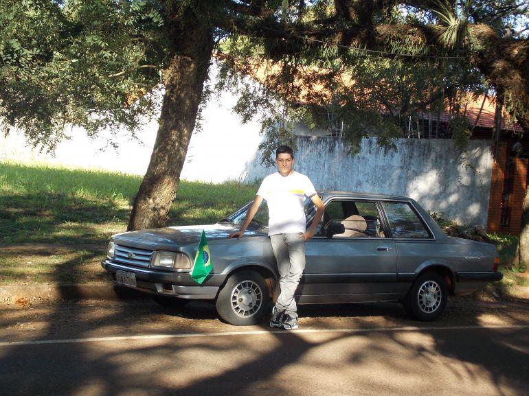 Ford Del Rey Sedan GL 1.6 - Foto #1