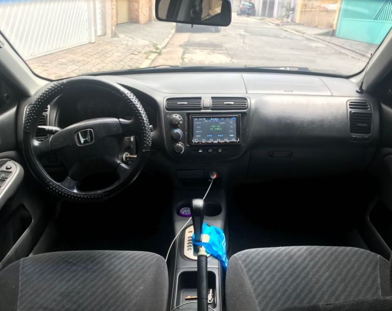 ... Honda Civic Sedan LX 1.6 16V (Aut)   Foto #2 ...