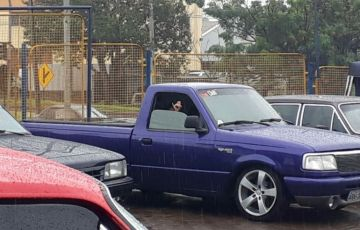Ford Ranger XL 4x2 4.0 V6 (Cab Simples)