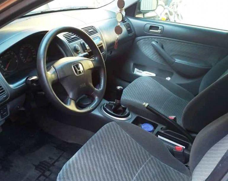 Honda Civic Sedan LX 1.7 16V   Foto #1 ...