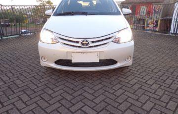 Toyota Etios XS 1.5 (Flex) (Aut)