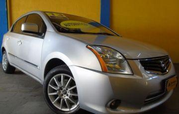 Nissan Sentra 2.0 16V (flex)