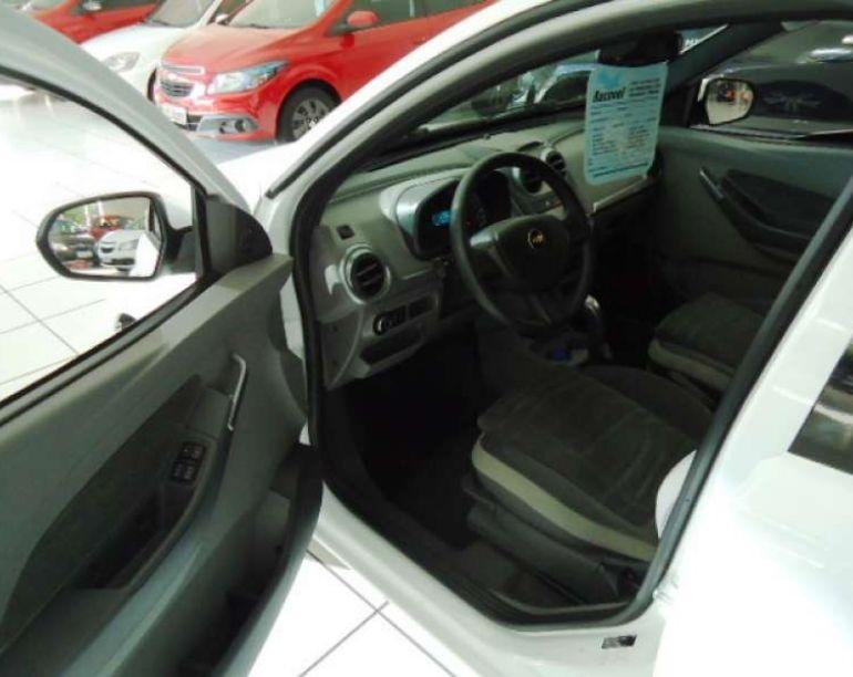 Chevrolet Agile LTZ 1.4 8V (Flex) - Foto #8