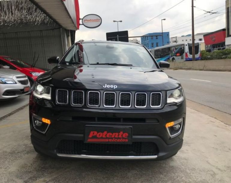 Jeep Compass Limited High Tech 2.0 16V Flex - Foto #2