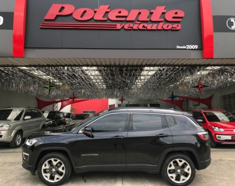 Jeep Compass Limited High Tech 2.0 16V Flex - Foto #3
