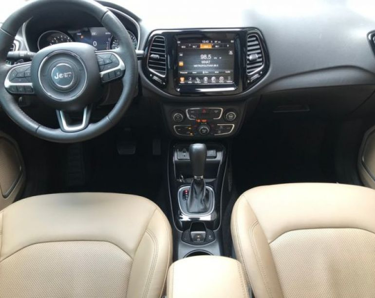 Jeep Compass Limited High Tech 2.0 16V Flex - Foto #4