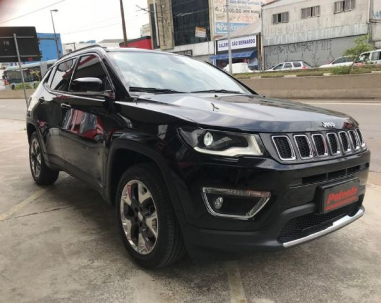 Jeep Compass Limited High Tech 2.0 16V Flex - Foto #5