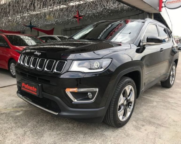 Jeep Compass Limited High Tech 2.0 16V Flex - Foto #7