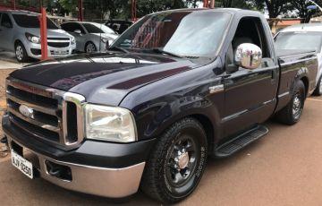 Ford F250 XLT 4.2 Turbo (Cab Simples)