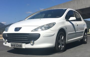 Peugeot 307 Hatch. Feline 2.0 16V (aut) - Foto #1