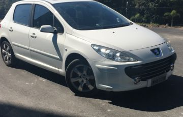 Peugeot 307 Hatch. Feline 2.0 16V (aut) - Foto #6