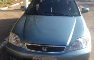 Honda Civic Sedan LX 1.6 16V