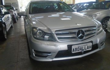 Mercedes-Benz C 180 1.6 CGI Turbo