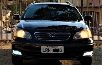 Toyota Corolla Fielder XEi 1.8 16V (flex) (aut)
