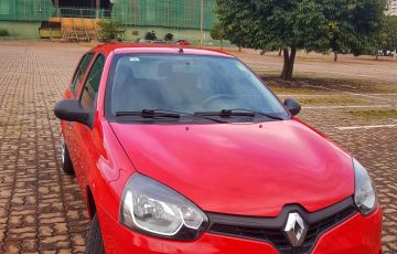 Renault Clio Authentique 1.0 16V (Flex) 4p