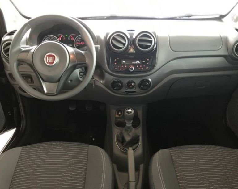 Fiat Palio Attractive 1.0 8V (Flex) - Foto #7