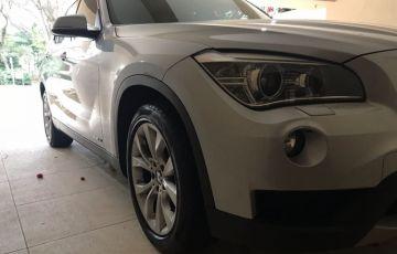 BMW X1 2.0 sDrive18i (aut)