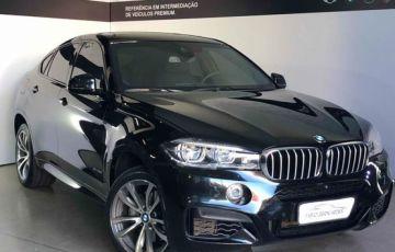 BMW X6 X Drive 50i 4.4 V8 Bi-Turbo