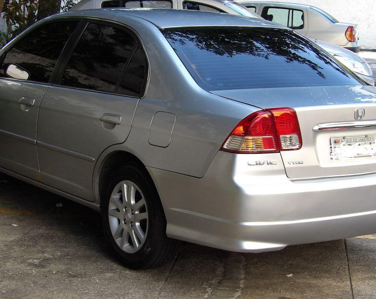 Honda Civic Sedan LXL 1.7 16V (Aut) - Foto #7