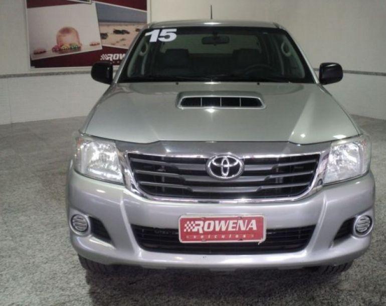 Toyota Hilux STD 4X4 Cabine Dupla 3.0 Turbo Intercooler 16V - Foto #2