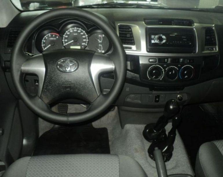 Toyota Hilux STD 4X4 Cabine Dupla 3.0 Turbo Intercooler 16V - Foto #7