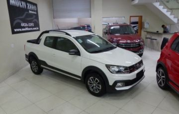 Volkswagen Saveiro Cross CD 1.6 MSI Total Flex