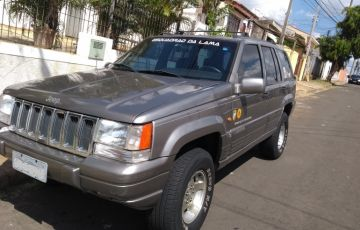 Jeep Grand Cherokee Laredo 3.6 (aut)