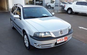 Volkswagen Parati Plus 1.6 MI (Flex)