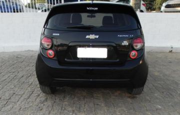 Chevrolet Sonic LT 1.6 MPFI 16V Flex - Foto #3