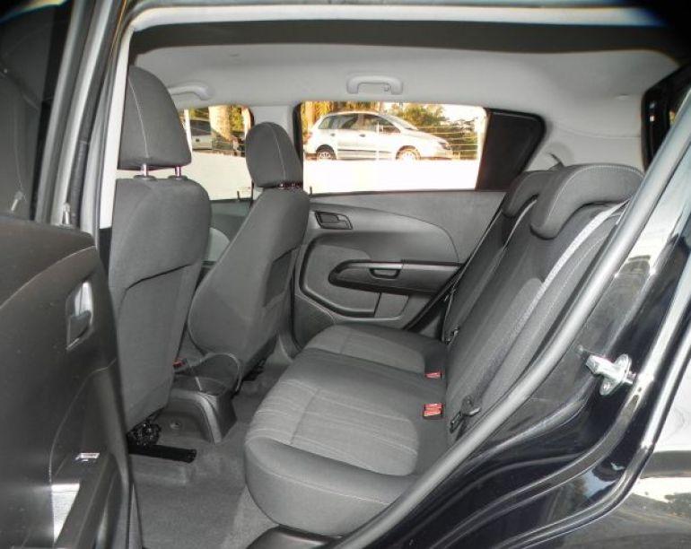 Chevrolet Sonic LT 1.6 MPFI 16V Flex - Foto #7