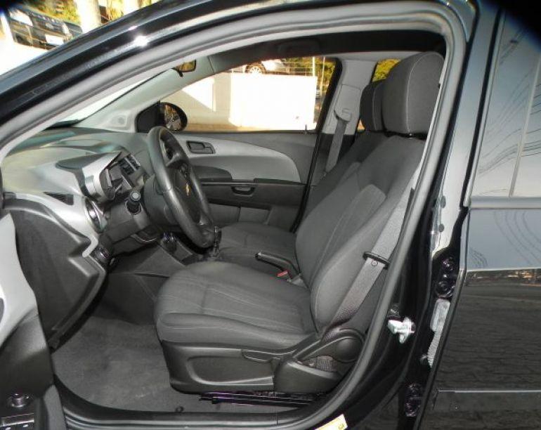 Chevrolet Sonic LT 1.6 MPFI 16V Flex - Foto #6