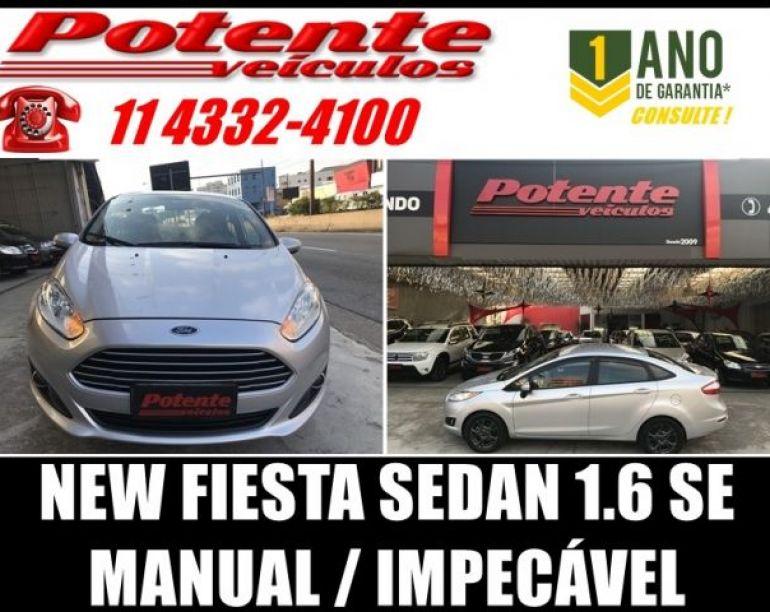 Ford Fiesta Sedan SE 1.6 - Foto #1