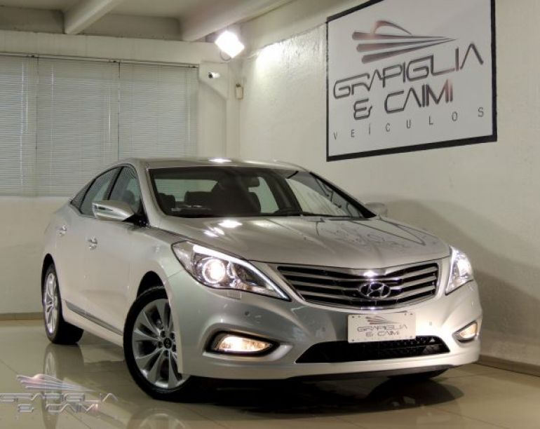 Hyundai Azera GLS 3.0 Mpfi V6 24V - Foto #1