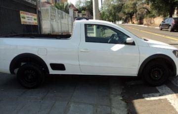 Volkswagen Saveiro Trend CS 1.6 Mi 8V Total Flex - Foto #4