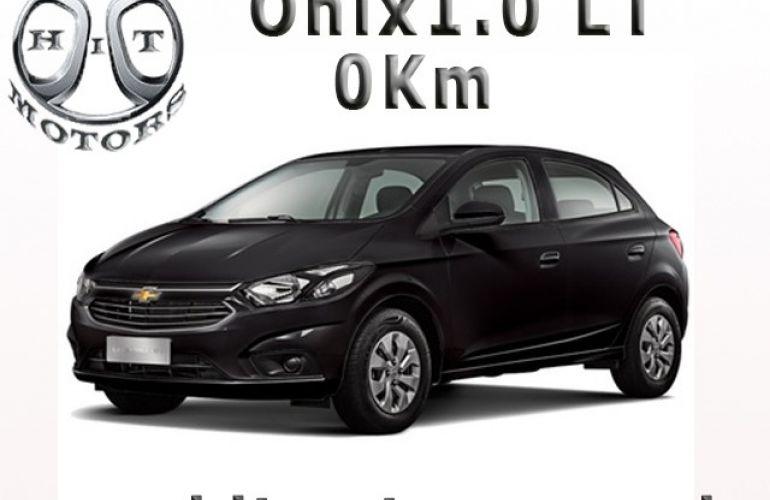 Chevrolet Onix 1.0 MPFi LT 8v - Foto #6