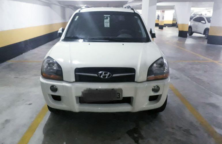 Hyundai Tucson 2.0L 16v GLS Top (Flex) (Aut) - Foto #2