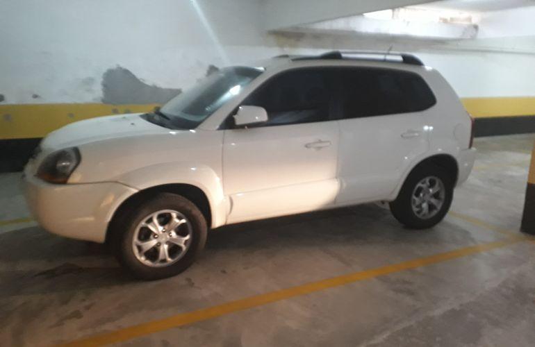 Hyundai Tucson 2.0L 16v GLS Top (Flex) (Aut) - Foto #4
