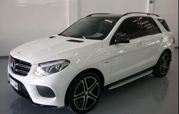 Mercedes-Benz GLE 450 AMG Black Edition 4Matic