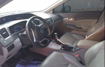 Honda New Civic LXL 1.8 i-VTEC (Couro) (Aut) (Flex)