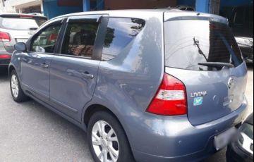 Nissan Livina S 1.8 16V Flex - Foto #3
