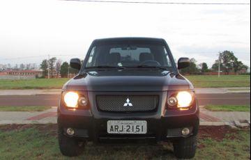 Mitsubishi Pajero TR4 2.0 16V 4X4 (Flex)