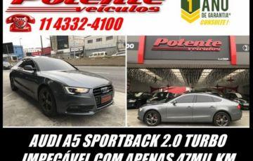 Audi A5 Sportback Ambiente Multitronic 2.0 TFSI 16V