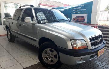 Chevrolet S10 2.8 CTDi 4x2 LT (Cab Dupla)